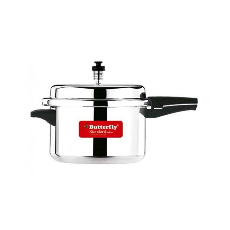 d14186b1b85 Buy Butterfly Standard Plus Pressure Cooker - 10Ltr online at best ...