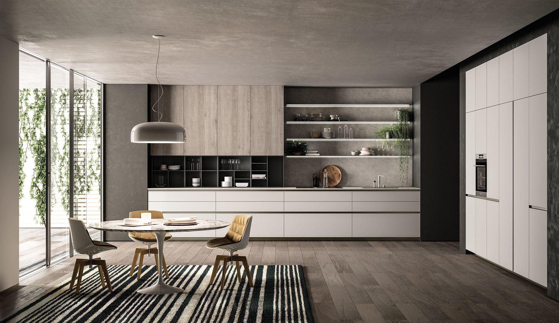 Effeti kitchen 2018 on Behance Wish List for Home in