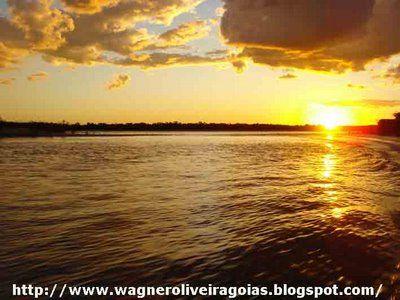 Rio Araguaia - Luiz Alves - GO