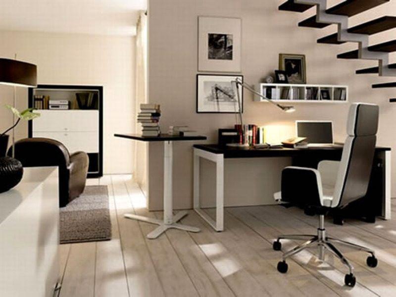 Despachos modernos contemporáneos | decoracion | Pinterest ...