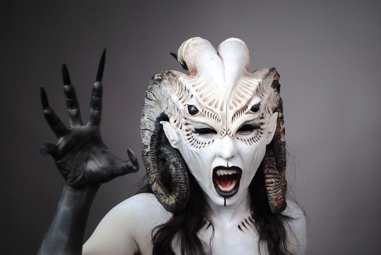 makeup special effects cms deamon SFX makeup cinema makeup school ...