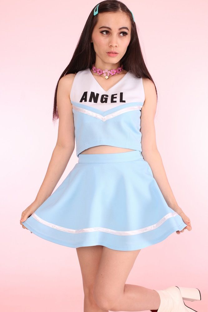 Image of Made To Order - Team Angel 2 Piece Set