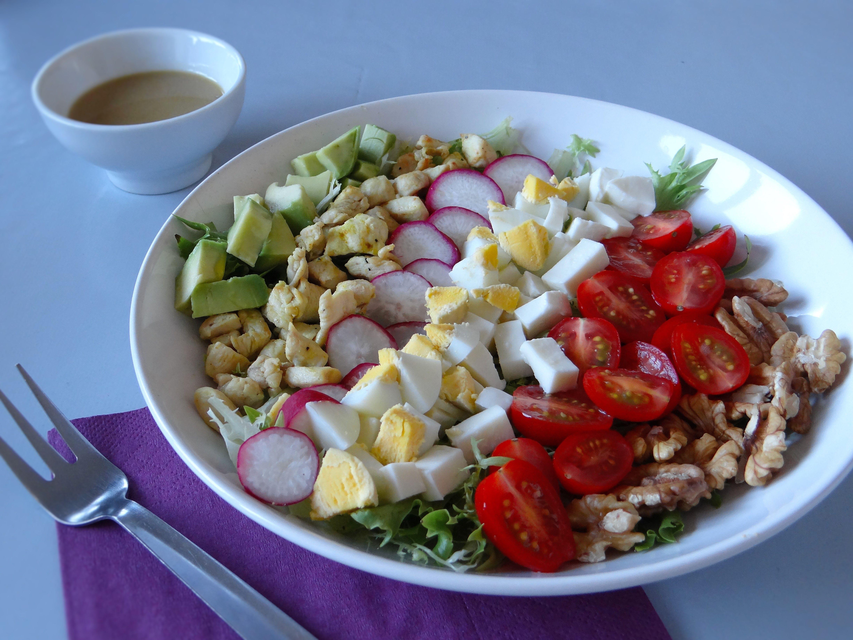 Salade Fraicheur D Ete Recette In My Kitchen Salad Et Kitchen