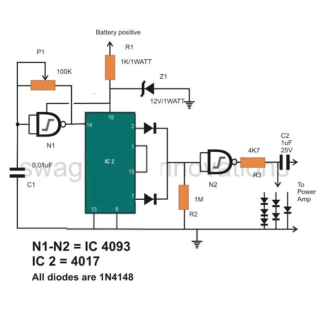 7 Modified Sine Wave Inverter Circuits Explored 100w To 3kva Circuito Electronica