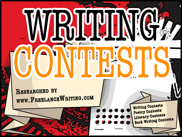 Poetry and writing contests