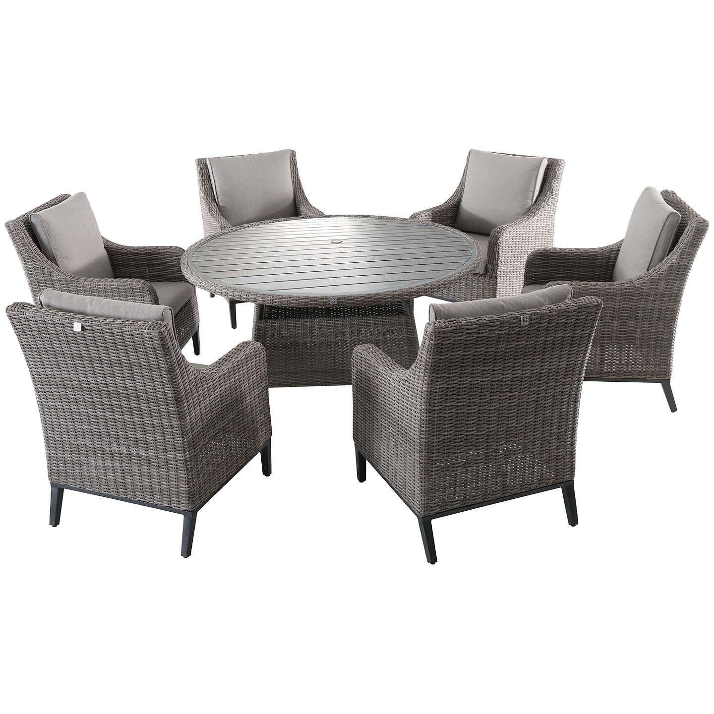 Fine Lg Outdoor Copenhagen 6 Seater Garden Dining Table And Onthecornerstone Fun Painted Chair Ideas Images Onthecornerstoneorg