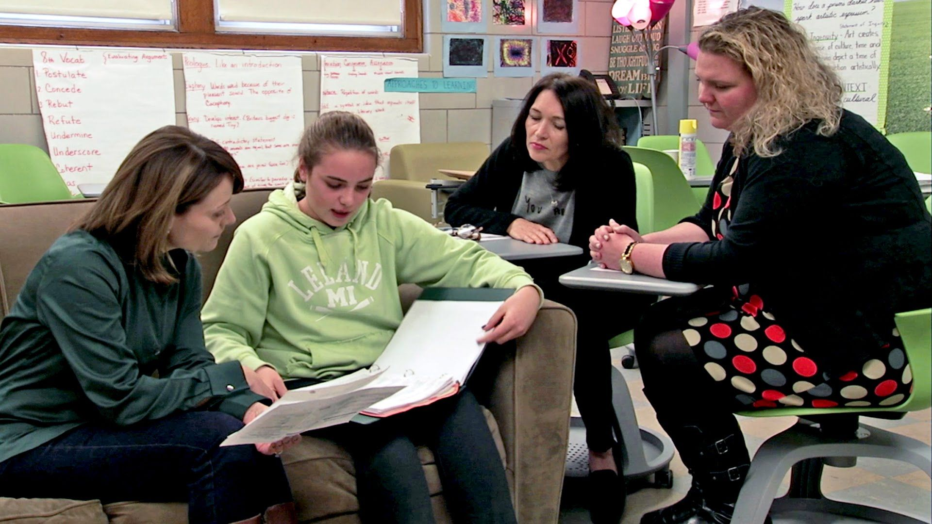 Student-Led Conferences: Empowerment and Ownership ...