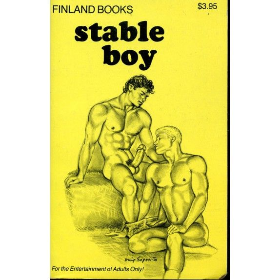 Gay stable boy