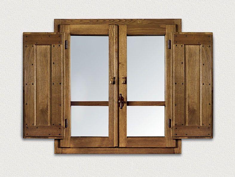 Cmb infissi mod retr finestra in legno alcuni nostri for Infissi di legno