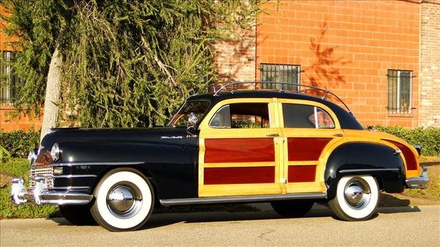 1947 Chrysler Town Country For Sale Classic Car Ad From
