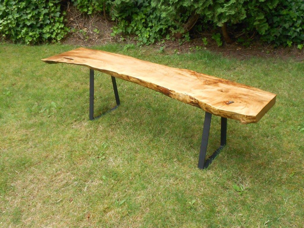 Flat Bar Bench Legs Diy Bench Outdoor Outdoor Bench Bench Legs