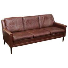 Indian Vintage Leather Sofa Direct From Garud Enterprises India