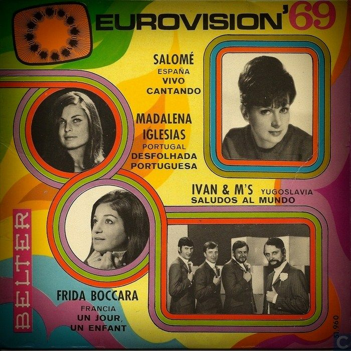 Eurovision Song Contest 1969
