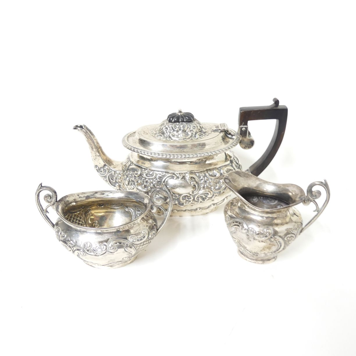 Silver - Decorative Arts #edwardianperiod