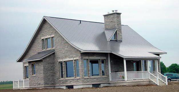 Best Charcoal Diamond Steel Shingles Steel Roofing Metal Roof Colors Metal Roof 640 x 480