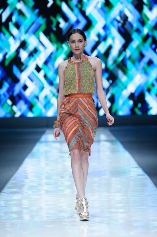 Jakarta Fashion Week. Photos Provided by Image.net