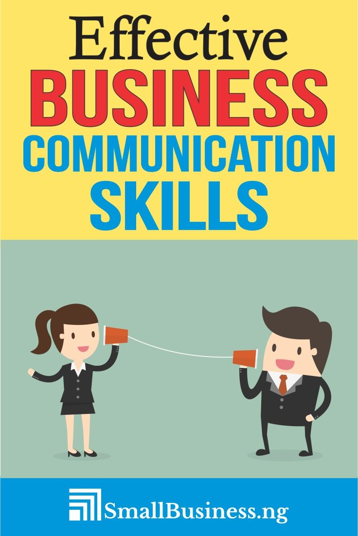 Business Communication Skills You Need for Success in Business is part of Business communication skills, Communication skills, Business communication, Communication skills development, Interpersonal communication skills, Teamwork skills - Business Communication skills are important in helping you achieve objectives and build a successful business  This guide will show you READ MORE