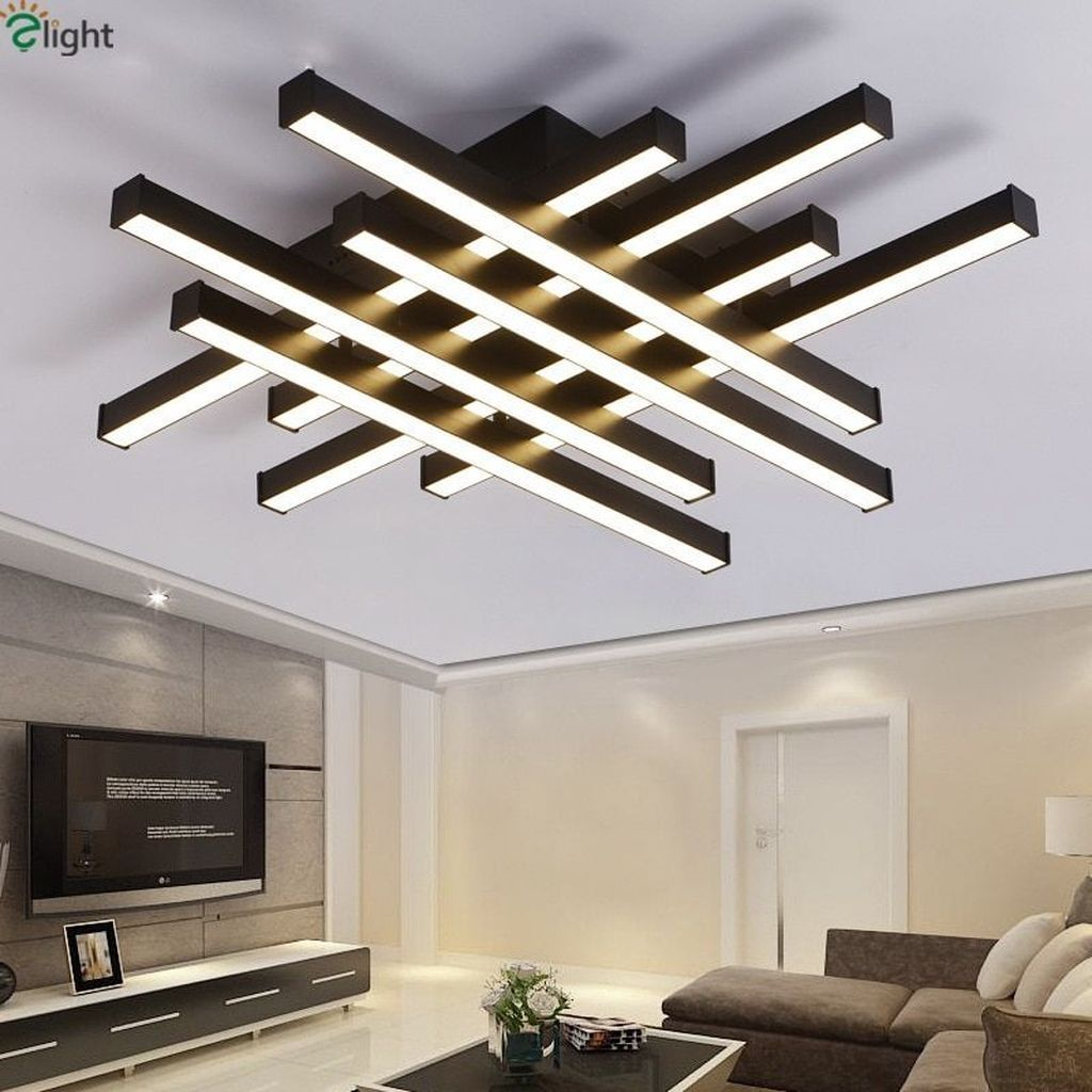 40 Affordable Ceiling Design Ideas With Decorative Lamp Ceiling Lights Living Room Ceiling Lamps Bedroom Ceiling Light Fixtures Living Room
