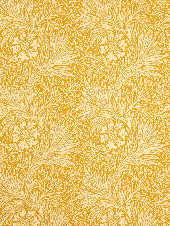 Morris & Co. Marigold, Cowslip, 210370 William morris