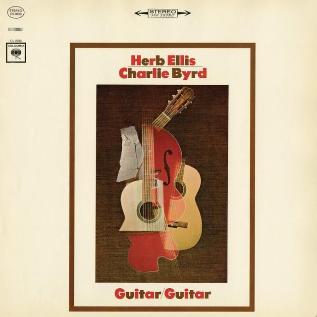 Charlie Byrd Herb Ellis Guitar Guitar 1963 Music Album Covers Jazz Guitar Guitar