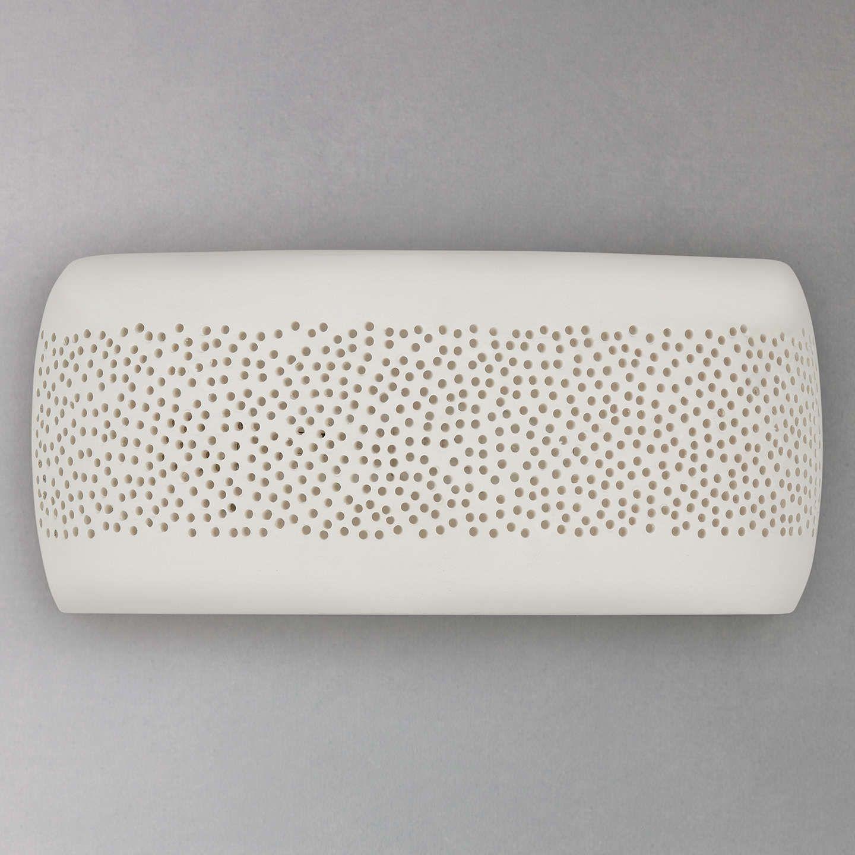 John Lewis & Partners Flynn Wall Light, Cream | Wall lights