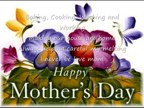 The Mothers Day Song For Kids Happy Mother Day Quotes Happy Mothers Day Images Mother Day Wishes