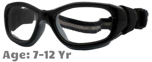 963c76cc2e Rec Specs Maxx 21 Blue Prescription Sports Goggles for kids soccer ...