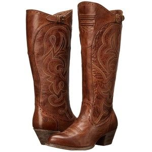 wide selection of colours and designs latest design genuine shoes Ariat Wanderlust-Wide Calf Women's Wide Shaft Boots | Did ...