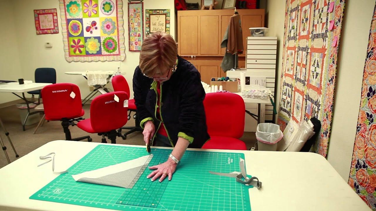 how to bind a quilt youtube