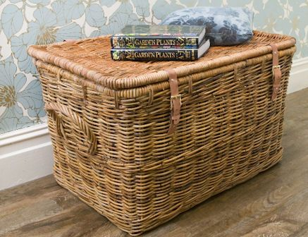 We Canu0027t Get Enough Of Our Wicker, Seagrass, And Pandan Storage Boxes And  Weu0027ve Just Created A Really Nice Area In The Saltney Store Showing What You  Can Do ...