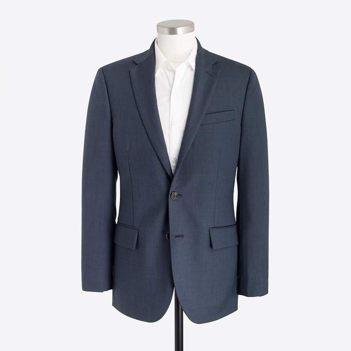 nueva llegada e6a80 81254 J.Crew Classic-fit Thompson suit jacket in worsted wool ...