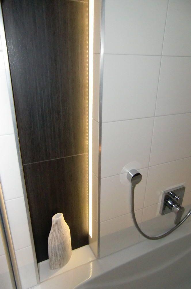 Indirekte Beleuchtung Im Bad Nische Badewanne Mit Bildern
