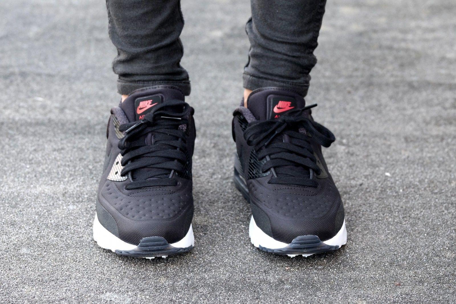 Nike Air Max 90 Ultra Special Edition Premium GS Black