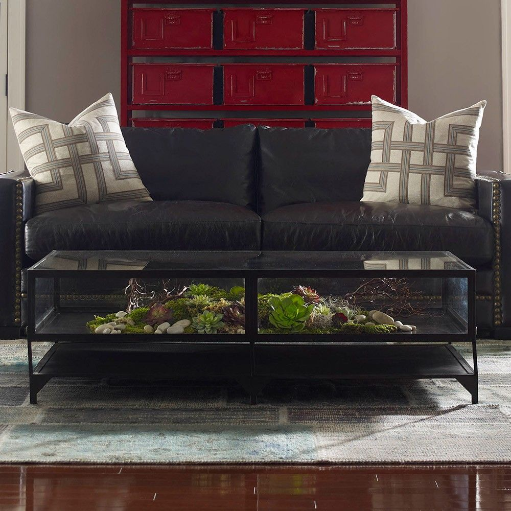 The shadow box coffee table indoor ideas pinterest shadow the shadow box coffee table geotapseo Choice Image