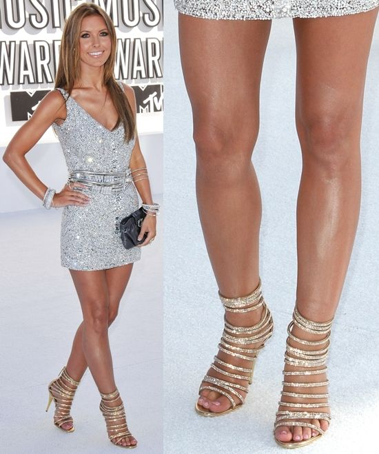 Standout Shoes At The 2010 MTV Movie Awards You Can't Go