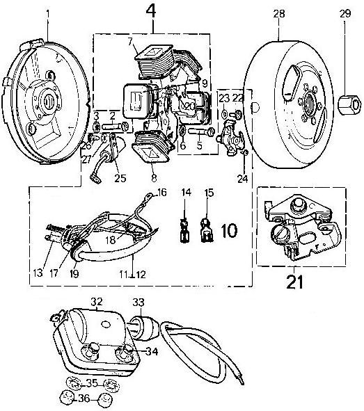 peugeot 103 wiring diagram