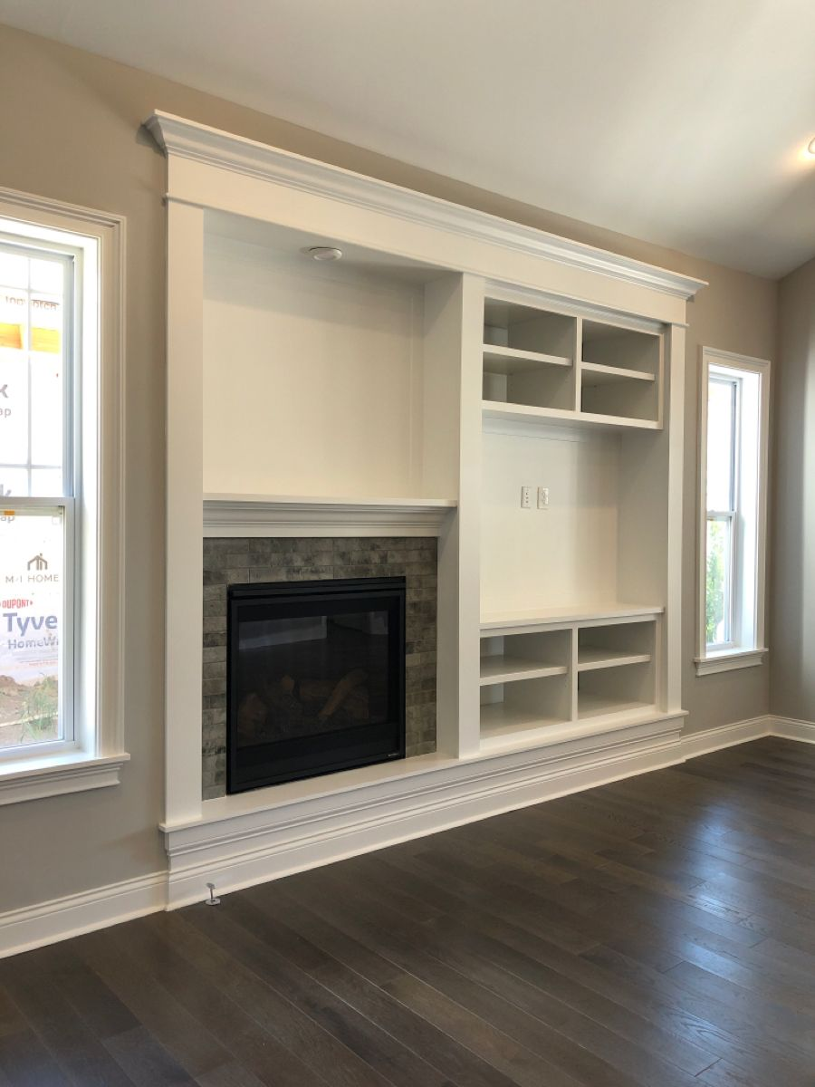 how to change grout color on fireplace