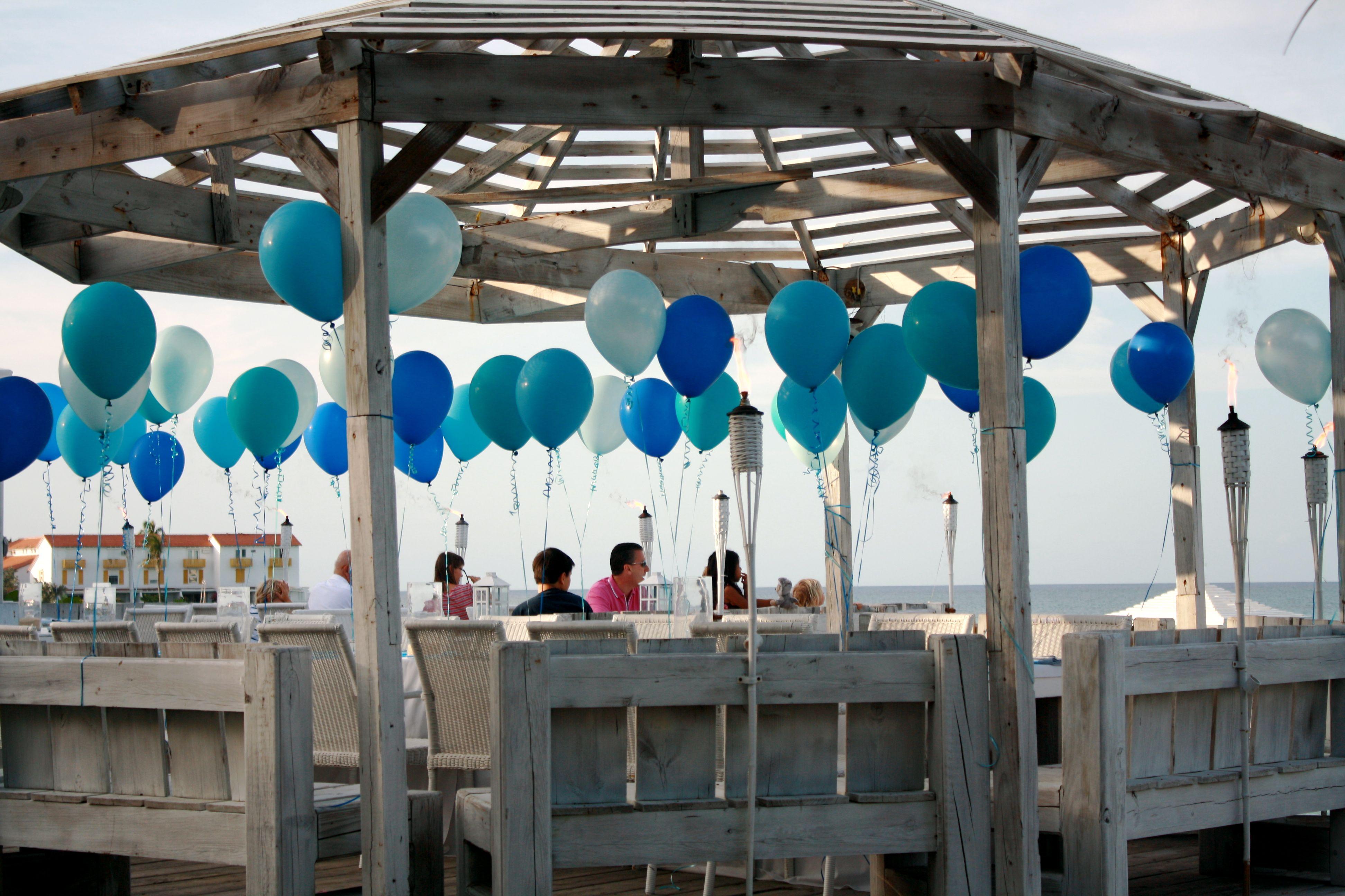 birthday party at the beach club cafe nassau bahamas party