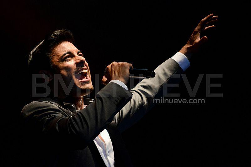 Carlos Rivera en concierto | por Bea Milnueve