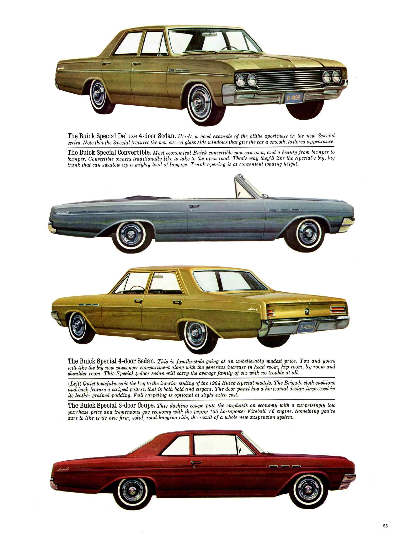 1964 Buick Brochure Page Cool Cars Motorcycles Racing And Wildcat 2 Door Hardtop