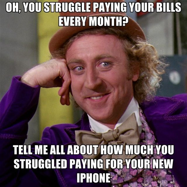 Paying bills-Most forgettable things by us