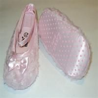 Furry Princess Prewalkers Shoes - Baby Girls Shoes Our Price £8.21 You Save £7.72