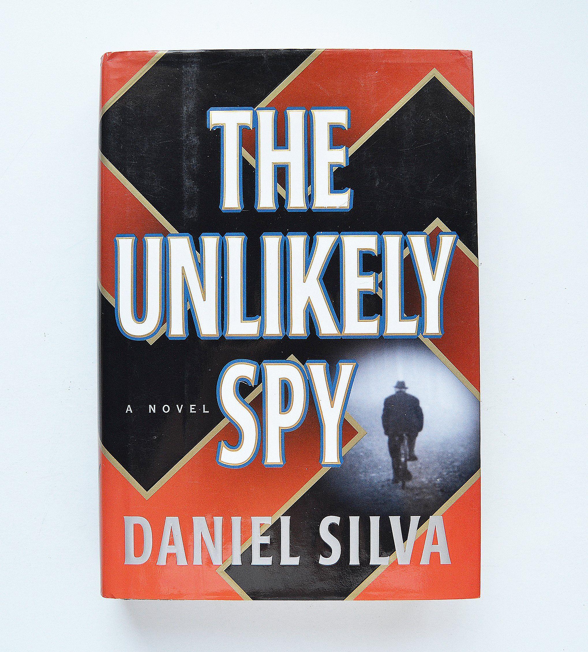 The Unlikely Spy A novel by Daniel Silva Novels