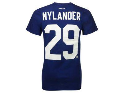 Toronto Maple Leafs William Nylander Reebok NHL CN Player T-Shirt ... 2b965f72a