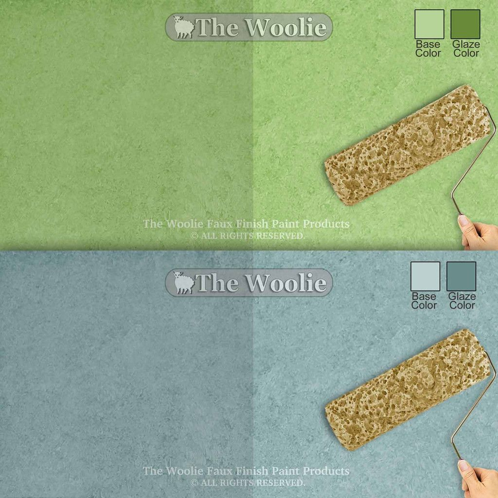 Sponge Painting Original Official Faux Finish Painting The Woolie Faux Painting Techniques Faux Painting Sponge Painting