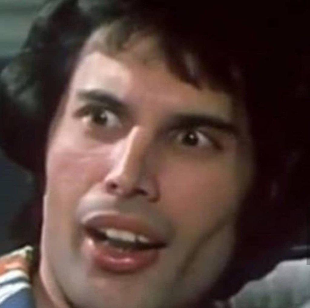 That Face Though Queen Meme Queen Freddie Mercury Freddie Mercury