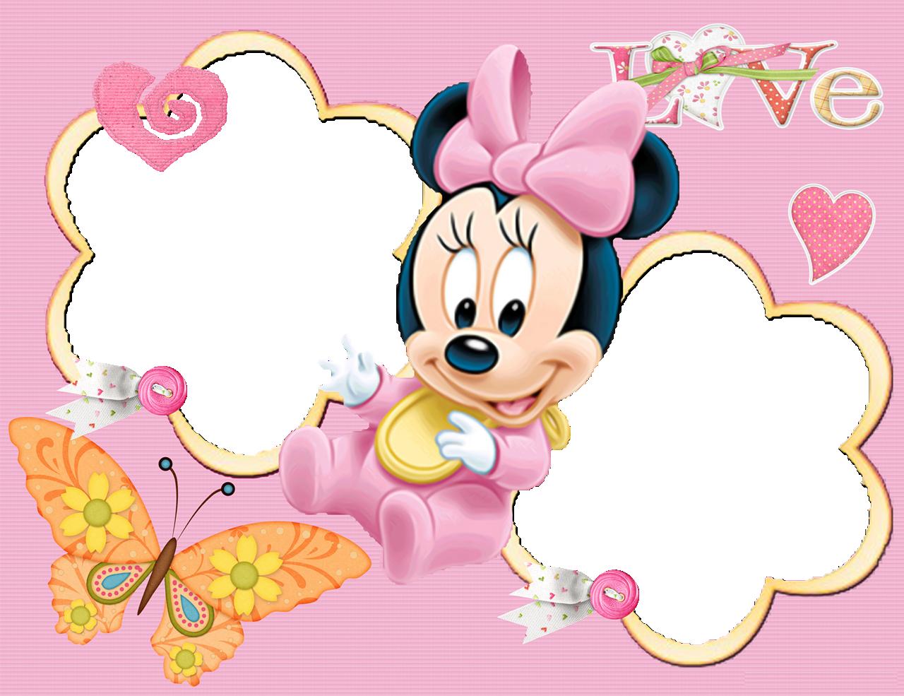 imagenes de minnie baby para imprimir - Buscar con Google | disney ...