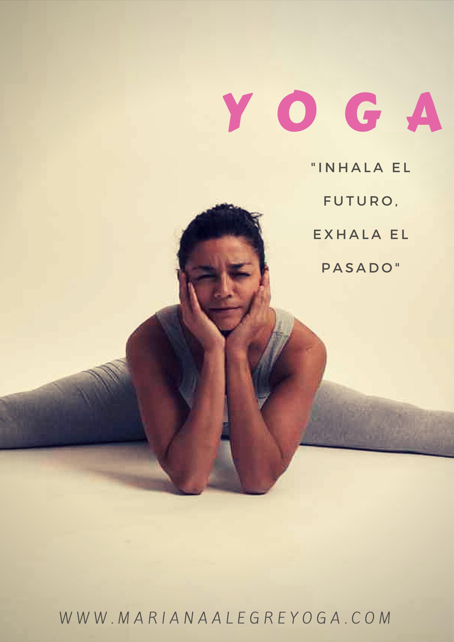 #Perspectivas #yoga #pasado #futuro www.marianaalegreyoga.com/perspectivas/  | MarianaAlegreYoga