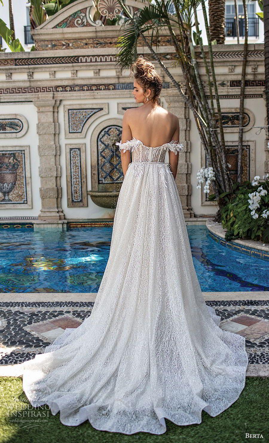 Lace dress vintage april 2019 Berta Spring  Wedding Dresses u ucMiamiud Bridal Collection