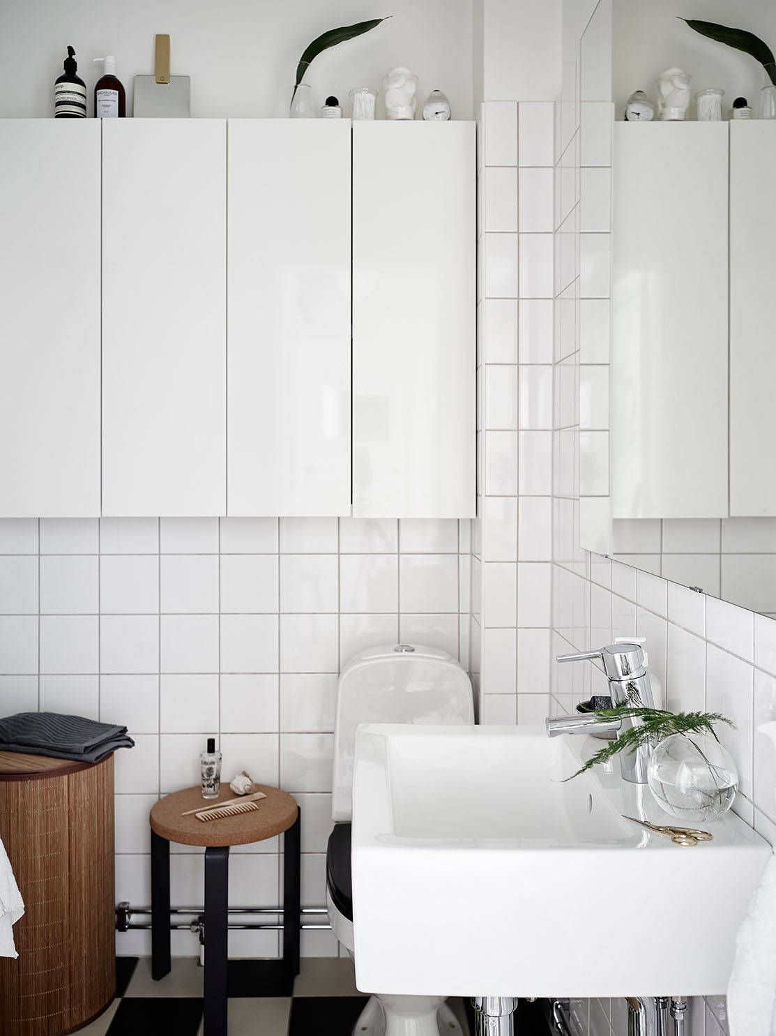 What an amazing home! The Gothenburg apartment of Swedish interior ...